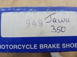 EBC 949 BRAKE SHOES Fits 125 Cagiva Roadster 1998-99 Jawa CZ 125 175 250 350 NEW