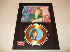DAVID CASSIDY   SIGNED  GOLD CD  DISC 2