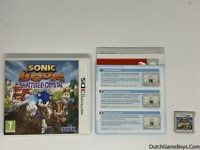 Sonic Boom - Shattered Crystal - Nintendo 3DS