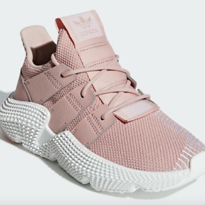 Adidas Originals Prophere Running Shoes Trace Pink/White Size 7 (B41881) New