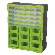 Cabinet Box 39 Drawer  Workshop Storage Bins trays Organiser storing unit