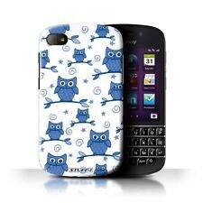 Étuis, housses et coques blancs BlackBerry Q10 pour téléphone mobile et assistant personnel (PDA) Blackberry