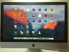 "Apple iMac A1312  27""Core i3 3.2 Ghz,Ram 16GB HDD  4TB 3 Months Warranty"