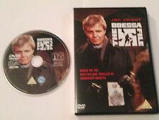 THE ODESSA FILE DVD - 1974 RELEASE - JON VOIGHT - UK RELEASE - REGION 2 - VGC