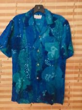 True Vintage Kimos Polynesian Shop S cotton Hawaiian shirt Mint Condition