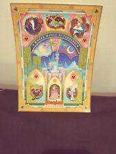Disney DLR Where Magic is Timeless 2007 GWP 6-Pin Set with Card