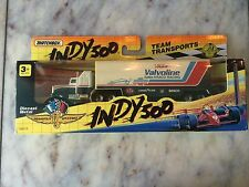 Matchbox Convoy Indy 500 Kenworth  Semi Trailer Nice! 100% Great Condition