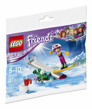 LEGO 30402 SNOWBOARD TRICKS NEW SEALED POLYBAG FRIENDS