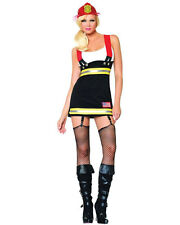 Morris Costumes Women's Sexy Fire Fighter Backdraft Babe,XS. UA83626XS