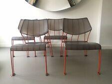 Vintage Retro Design Unique 4 x PS Hasslo Chairs by Monika Mulder for Ikea, 1990