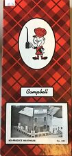 """Campbell #435 """"Produce Warehouse"""" HO scale Craftsman Kit"""