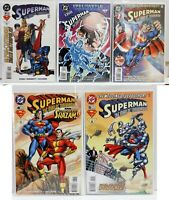 DC Comic Lot (5) Superman The Man of Tomorrow Issues 1 2 3 4 5 VF/NM (1995 1996)