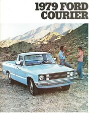 1979 Ford  Courier Pickup Truck Dealer Sales Brochure