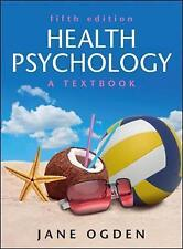 Health Psychology: A Textbook: A textbook by Jane Ogden (Paperback, 2012)