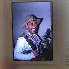 Ken Curtis 35mm Kodachrome Slide Festus
