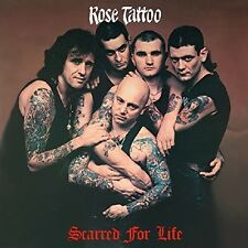 Scarred for Life Rose Tattoo 4009910128527