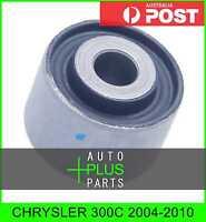 Fits CHRYSLER 300C Rubber Suspension Bush For Rear Track Control Rod