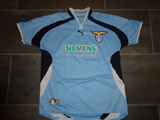 Lazio Roma Home 2000 - 2001 Used Shirt / Jersey Size M or L