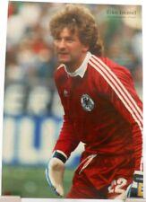Eike Immel + Fußball Nationalspieler DFB + Fan Big Card Edition B298 +