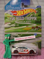 2015 HOT WHEELS Road Trippin #1 MEGANE TROPHY RENAULT SPORT∞White∞Oberalp Pass