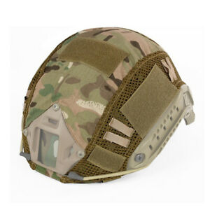 Helmet Cover Airsoft Paintball Military Tactical Gear Fast Combat Tools UK