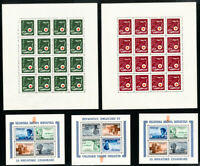 Croatia Stamps Lot of 17 Full Stamp Sheets VF OG NH 1940s Issues