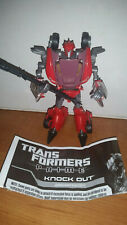 Transformers Prime RID Deluxe Knock Out Loose Complete