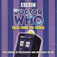 DOCTOR WHO<>TALES FROM THE TARDIS<>Audio CD<>NICHOLAS COURTNEY & SOPHIE ALDRED~