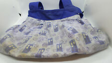 Temple Customs Doctor Who Tardis Ladies Purse / Bag