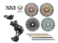 2021 SRAM Eagle AXS Upgrade kit 10-52 with cassette and chain
