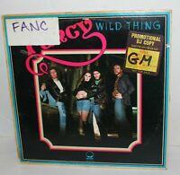Fancy Wild Thing Vintage LP Vinyl Record Album 33 DJ Copy Promo BT 89502