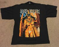 ICED EARTH VERY RARE DAYS OF PURGATORY OFFICIAL TOUR SHIRT 1997 ALL SIZE