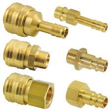 Druckluftkupplung Schnellkupplung Gewinde- oder Schlauchanschluß Stecknippel