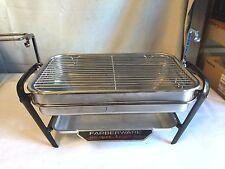 Farberware Open Hearth Rotisserie Grill Model 450 Frame & Parts