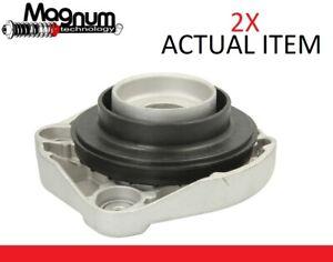 2X MAGNUM TECHNOLOGY FRONT SHOCK ABSORBER TOP MOUNT CUSHION SET A7M027MT