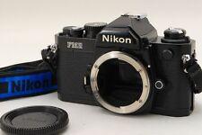 【Near Mint++】 Nikon FM2N 35mm Film Camera Body S/N 868xxxx from Japan #118