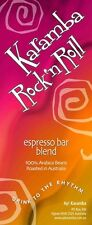 2KG ESPRESSO ROASTED COFFEE BEANS - KARAMBA ROCK N ROLL