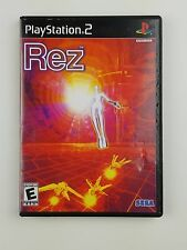 Rez (Sony PlayStation 2, 2002) Complete