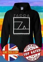 Frank Zappa Ship Arriving Too  Hoodie Sweatshirt Jumper Men Women Unisex 3009