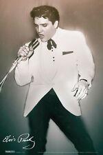 Elvis Presley Concert Music Poster 12x18 inch