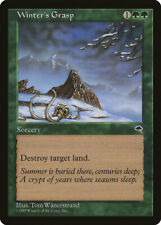 Magic MTG Tradingcard Tempest 1997 Winter's Grasp