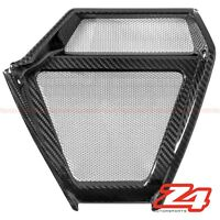 2011-2018 Diavel Lower Radiator Grille Cover Guard Fairing Cowling Carbon Fiber