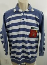 VTG Active Life sweater striped American Style S streetwear 1326