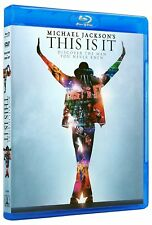 Michael Jackson: This Is It (Blu-ray + DVD) New Sealed