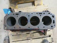 Ford Newholland Fo 172d Engine Block Used Eaf6015h Dings In Rear Main Seal