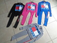 Girls bundle age 7-8-9-10-11-12-13 mix item clothes leggings hoodie logo top set