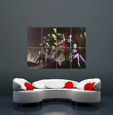 More details for neon genesis evangelion manga anime giant wall art print poster picture wa144