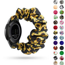 Scrunchie Elastic Loop Band Strap For Samsung Samsung Galaxy Watch 46mm 42mm S3