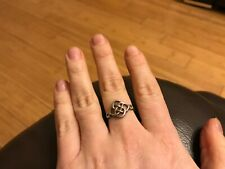 sterling silver lady ring 925