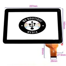noir: ecran tactile touchscreen digitizer CTD FM1 01 301 KA FM101301KA